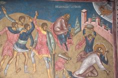 Dec 27/Jan 9 The Holy Glorious And All Laudable Apostle Stephen The Archdeacon And Protomartyr http://www.greek-icons.org/texts-papers/synaxaries-saints-lives/life-martyr-saint-stephen.htm