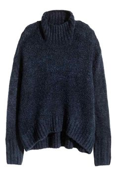 Jersey de cuello alto | H&M