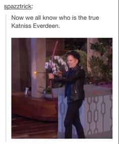 Oh my god.... Patrick.... Could it be? Patrick everdeen