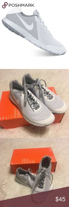 Nike Flex Experience 5 Women's Running Shoes 10.5 Product Details SKU #33694071  SHOE FEATURES Padded collar & tongue Breathable design Flexible traction sole SHOE CONSTRUCTION Mesh upper Textile lining Rubber outsole SHOE DETAILS Lace-up closure Padded footbed Nike Shoes Sneakers