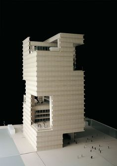 fabriciomora: architectural model