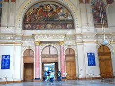 Keleti railway station Budapest, Hungary