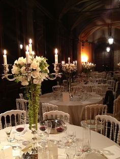 Table set..