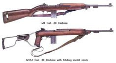 The M-1 Carbine