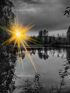 Light splashed ✨