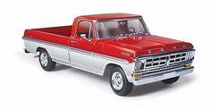 Moebuis Models 1971 Ford Ranger Pickup