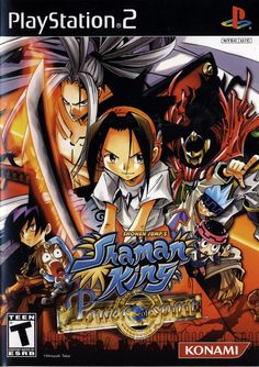 Title: Shaman King: Power of Spirit (Sony PlayStation 2, 2004) UPC: 083717200857 Condition: Acceptable - Pre-owned. Included: Game Disc and Generic Case. No Case artwork and No Instruction Manuel. Ite