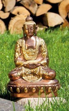 Statuen - Buddha Amitabha, Messing/Kupfer, 20 cm Messing Esoterik günstig kaufen http://www.ebay.de/itm/Statuen-Buddha-Amitabha-Messing-Kupfer-20-cm-Messing-Esoterik-guenstig-kaufen-/162520343612?ssPageName=STRK:MESE:IT
