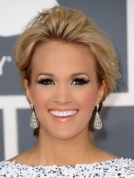 carrie underwood makeup wedding - Google Search
