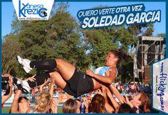 Soledad Garcia #QuieroVerteOtraVez #LasLeonas #Hockey
