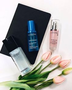Beat the Monday blues by giving your face a fresh boost with these moisturising serums from @chanelofficial @clarinsofficial @lancomeofficial #MCBeauty  via MARIE CLAIRE SOUTH AFRICA MAGAZINE OFFICIAL INSTAGRAM - Celebrity  Fashion  Haute Couture  Advertising  Culture  Beauty  Editorial Photography  Magazine Covers  Supermodels  Runway Models