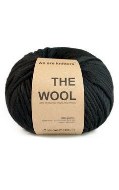100% wool yarn ball | WE ARE KNITTERS