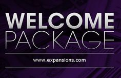 Expansions WELCOME PACKAGE Package Value $212 * NOW ONLY $188 Receive YOUR Very Own ‪#PersonalParticularsScan‬ - Value: $152, PLUS 3 EXPANSIONS BOOKS! http://www.expansions.com/product/expansions-welcome-package/