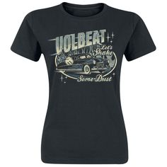 Let's Shake Some Dust - Car And Dice por Volbeat