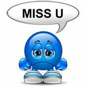 Miss U Smiley Do you miss someone? This smiley is sad and wishes you were nearby! Send this smiley i Funny Emoticons, Funny Emoji, Smileys, Smiley Emoticon, Emoticon Faces, Love Smiley, Emoji Love, Naughty Emoji, Emoji Symbols