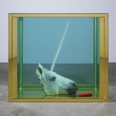 Damien Hirst – 'The Broken Dream' via Sotheby's