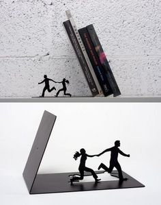 Running Away Bookends