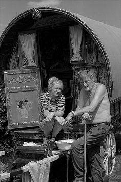 gypsy travellers england