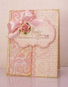 Gratitude | by Nerina's Cards