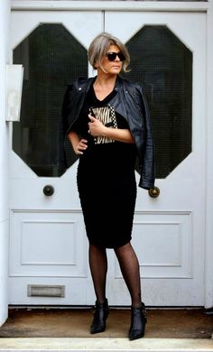 Meet Beata B. from Fashion Adventures At Any Age