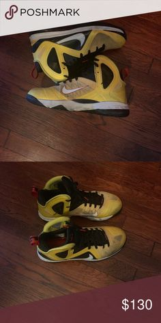 huge discount 76b74 77f04 NIKE Men s Lebron 9 PS Elite Taxi limited ed 10 Preloved men s lebron ps 9  taxi