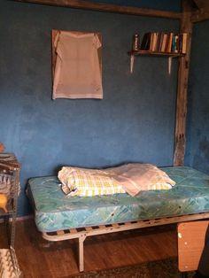 Shepherd's hut from El Pastor film