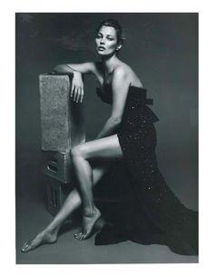 Kate Moss in Elie Saab