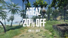 Only few days left to get #AreaZ on #steamsummersale for 11.99€