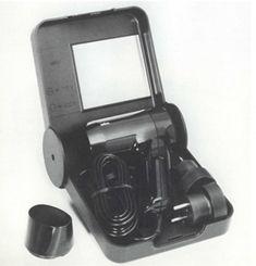 Braun international PGA 1200    iF DESIGN AWARD 1981, Discipline Product
