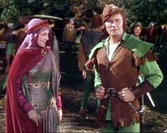 robin hood pictures: Robin Hood Maid Marian picture gallery. (Adventures of Robin Hood) 1938