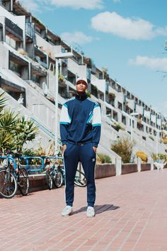 Vicky Grout's portraits focus on South London streetwear and music culture.