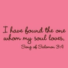 Song Of Solomon 34