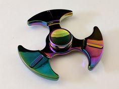 Rainbow UFO Spinner