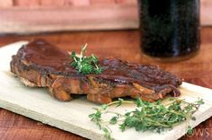 CHERRY COKE SLOW-COOKED BEEF RIBS: ~ From Chef Mom. Yield about 4 servings. slow cooker time 6 to 8 hours.