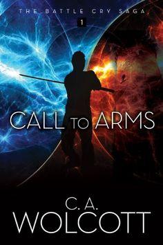 Call to Arms by C. A. Wolcott http://www.amazon.com/dp/1602904707/ref=cm_sw_r_pi_dp_8Fj2vb0CBGBVC