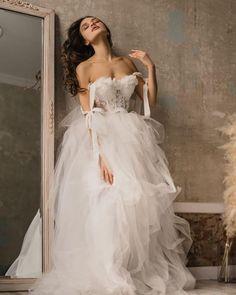 21 Hottest Wedding Dresses 2021 That Are Wow ❤ hottest wedding dresses ball gown sweetheart neckline strapless dream and dress #weddingforward #wedding #bride #weddingoutfit #bridaloutfit #weddinggown