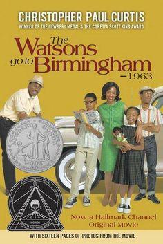 100 Legendary YA Novels | The Watsons Go to Birmingham by Christopher Paul Curtis