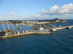 King's Wharf Bermuda - Cruise Port Advisor - Shopping, Restaurants, Things to Do Kings Wharf Bermuda, Ncl Escape, Bermuda Travel, Cruise Port, Shore Excursions, Life Happens, West End, Royal Navy, San Francisco Skyline