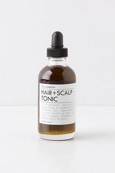Fig   Yarrow Hair   Scalp Tonic #anthropologie