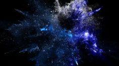 Powder Explosion on Behance