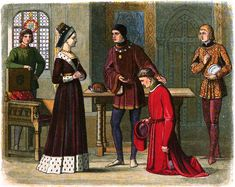 An image depicting Warwick the Kingmaker submitting to Margaret of Anjou upon growing displeased with Edward IV.just saw this scene in The White Queen series .'m touched .I myself a great fan of Warwick .he was a great warrior undoubtedly Uk History, Mystery Of History, History Class, Tudor History, British History, King Richard, King Henry, Henry Viii, Lancaster