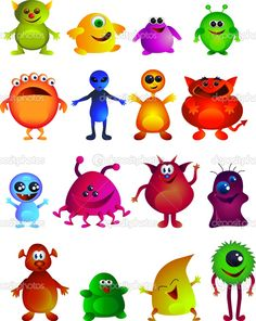 monster printable. ...NOT free