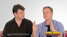 A deleted scene filmed during Nathan Fillion and Alan Tudyk's campaign video for Con Man.