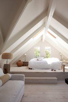 Attic bedroom inspiration