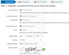 Mahalabharthi Application Form Procedure  Online Application Form