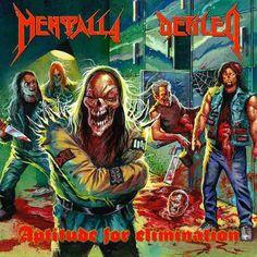 *Артист: Mentally Defiled  *Альбом: Aptitude For Elimination  *Год: 2014 *Стиль: Old School Thrash Metal *Страна: Greece  *Формат: mp3@192kbps *Размер: 48,5MB