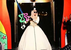 Oh no! Lady Gaga's been hounded out of Indonesia for being 'satanic' : (