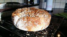 Gluten- og melkefri inspirasjon: Grovt glutenfritt grytebrød