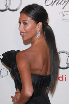 Hollywood's hottest ponytails
