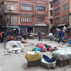 #kathmandu #Tyoda #広場 #chauk